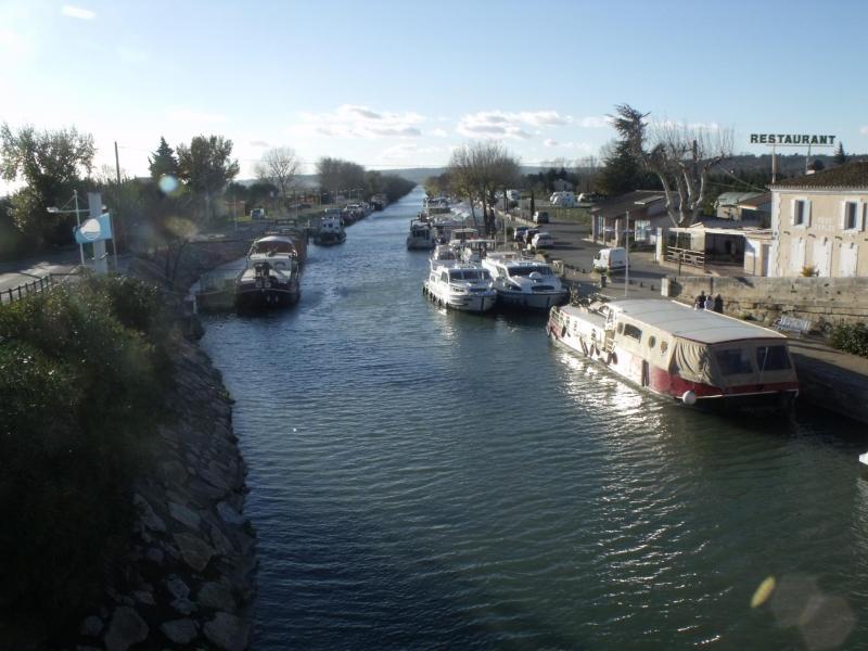 Canal du rhone a sete halieutique union des pecheurs nimois