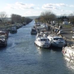 Canal du Rhône à Sète